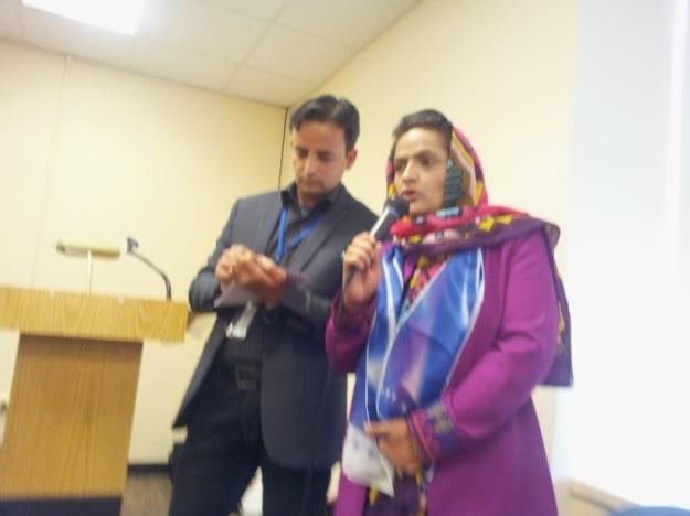 Minister Fawzia