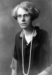 Dr. Alice E. Wilson